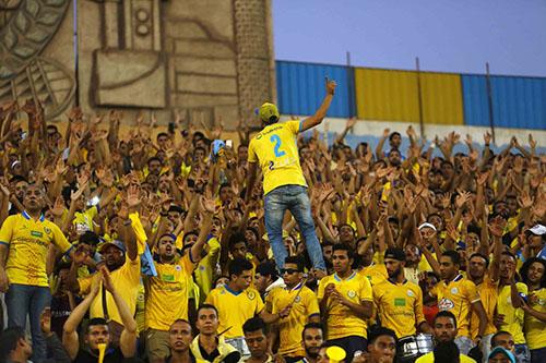 """استِياء مصري من منع تنقُّل أنصار """"الدراويش"""" إلى المغرب لحضُور مباراة الرجاء"""
