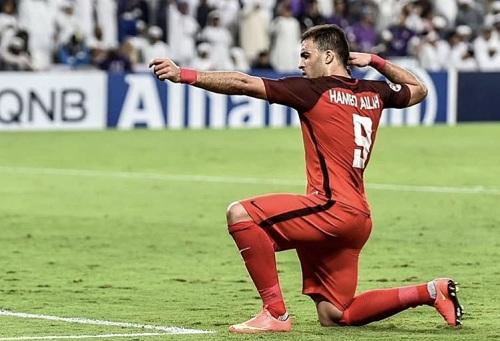 النصر السعودي يتعاقد رسميا مع حمد الله لـ3 سنوات بعد انفصال اللاعب عن الريان القطري