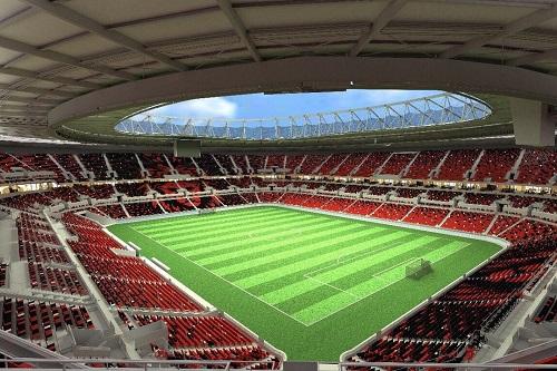 """مونديال 2022: """"الريان"""" رابع الملاعب جاهزية"""