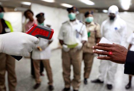 """أول مواجهة لمنتخبات الـ""""كان"""" ستكون مع جهاز كشف إيبولا"""