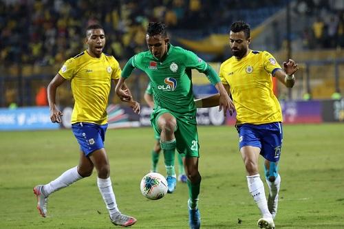 الرجاء يستفيد من خمسة تغييرات خلال مواجهة الإسماعيلي في البطولة العربية
