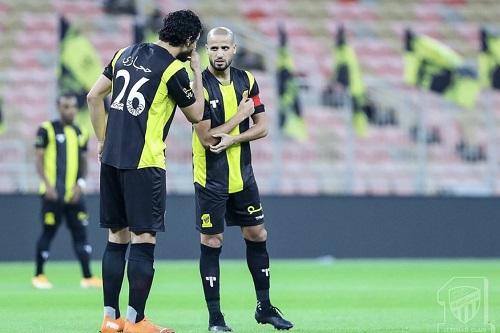 """""""كوفيد 19"""" يبعد الأحمدي عن مباراتي الفيصلي والقادسية في الدوري السعودي"""