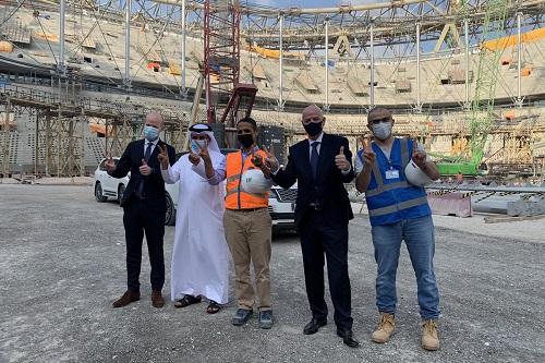 22 دولة عربية تؤكد مشاركة منتخباتها في بطولة كأس العرب في قطر العام المقبل