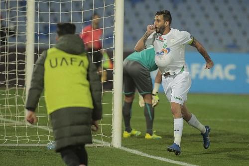 الرجاء يحسم تأهله لنهائي كأس محمد السادس بثلاثية في شباك الإسماعيلي