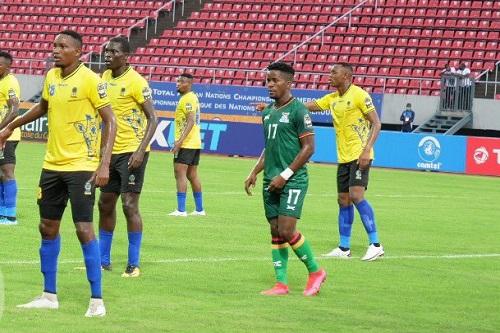 """زامبيا تهزم تنزانيا بهدفين نظيفين في """"الشان"""""""