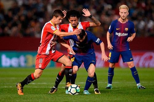رئيس رابطة الدوري الإسباني: بدأنا إجراءات إقامة مباراة برشلونة وجيرونا في ميامي