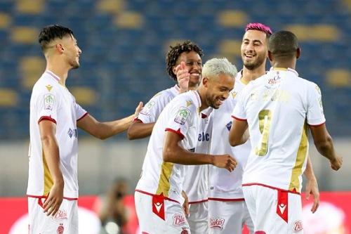لائحة الوداد الرياضي لمواجهة المغرب التطواني