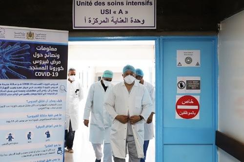 """المغرب يسجل 6189 إصابة و48 وفاة بـ""""كورونا"""""""