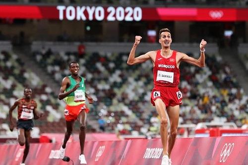 بعد ذهبية البقالي.. الرياضيون العرب يعادلون حصيلة أولمبياد أثينا 2004