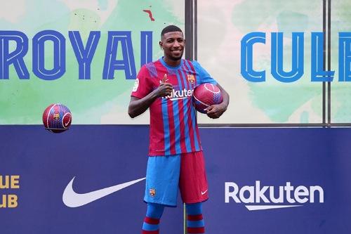إيمرسون رويال مدافع برشلونة الجديد: أسعى للمشاركة كأساسي مع البرسا