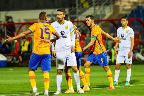 برنامج مباريات الجولة 18 من الدوري الاحترافي