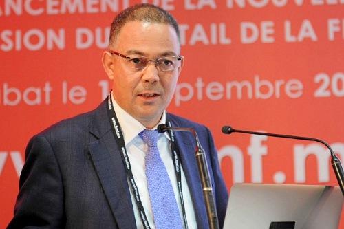 انتخاب فوزي لقجع عضوا بمجلس الاتحاد العربي لكرة القدم