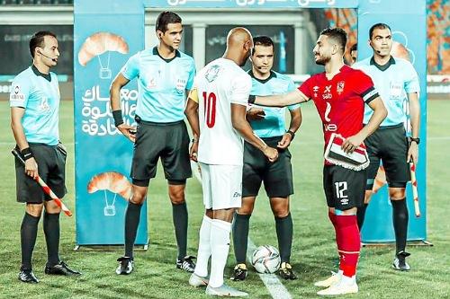 """حكم مواجهة الأهلي والزمالك: """"الديربي"""" المغربي كان نقطة تحول في مساري المهني"""