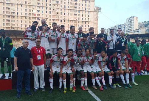 بالتفاصيل.. المغرب ينهي مشاركته في الألعاب الإفريقية للشباب بالجزائر رابعاً بـ 105 ميدالية