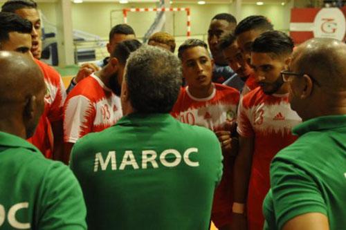 المنتخب المغربي لكرة اليد يتعثر أمام نظيره المصري