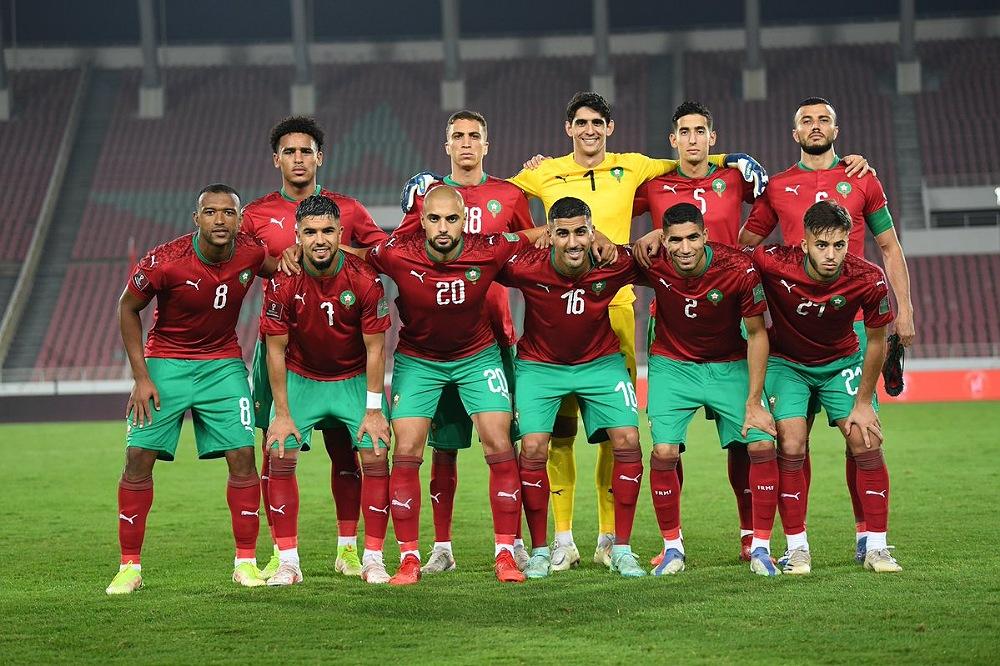 """المنتخب المغربي يرتقي إلى المركز الثالث قاريا و29 عالميا في تصنيف """"فيفا"""""""