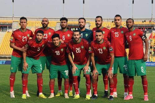 المنتخب المغربي يواجه فلسطين في أولى مباريات كأس العرب