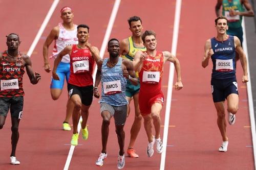 برنامج المشاركة المغربية في اليوم التاسع من الأولمبياد