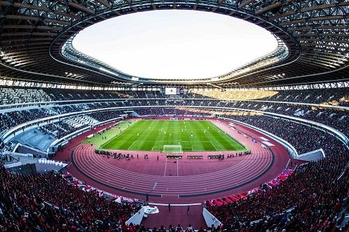 """لا هتافات ولا أهازيج: الألعاب الأولمبية """"طوكيو 2021"""" محكومة بقيود كورونا"""