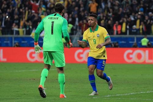 تصفيات مونديال 2022: عودة أليسون وجيزوس إلى تشكيلة البرازيل