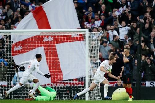 دوري الأمم .. كين يقضي على أحلام كرواتيا ويقود إنجلترا إلى المربع الذهبي
