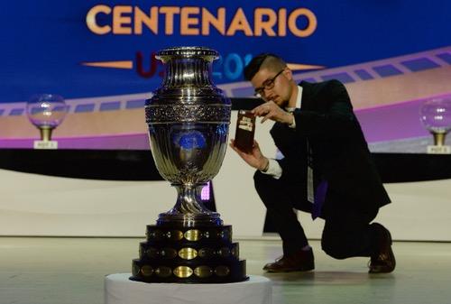 المنتخب الفائز بمئوية كوبا أمريكا سيحمل كأسا من الذهب عيار 24 وزنه 7 كلغ