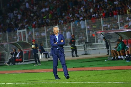 خاليلوزيتش: المنتخب في مرحلة بناء كبيرة ويحتاج لمزيد من الصبر