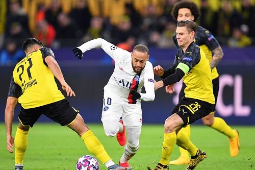 دوري أبطال أوروبا: سان جرمان لقلب خسارة دورتموند وفكّ نحس ثمن النهائي