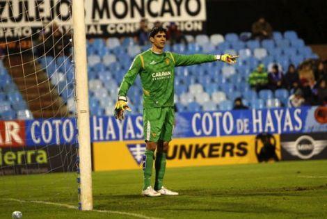 كانيزاريس: بُونو أحسن حارس في دوري الدرجة الثانية الإسباني