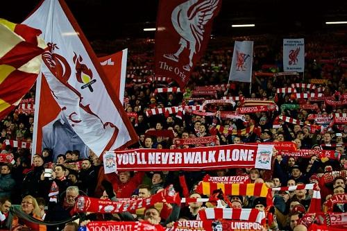 ليفربول يعيد أموال تذاكر مبارياته لمشجعيه