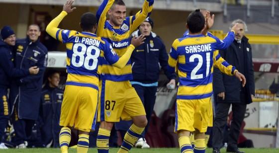 بارما يغادر ذيل الدوري الإيطالي بالفوز على كييفو