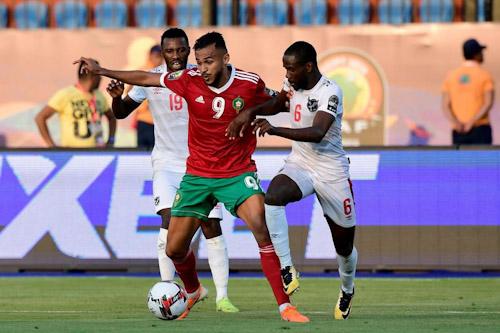 """بوفال يحصد مبكرا ثِمار تألُّقه مع """"الأسود"""" في كأس إفريقيا"""