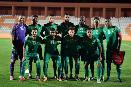 """""""أسود البطولة"""" تهزم الجزائر بثلاثية وتحسم التأهل إلى نهائيات """"شان 2020"""""""