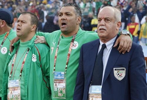 """""""قُنبلة.. المْراركة خافُو منا"""".. عناوين الصّحافة الجزائرية وسعدان: المغرب ألْغى """"كان 2015"""" بسَبَبِنا"""