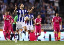 سوسيداد يهزم ريال مدريد