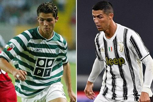 """سبورتنغ لشبونة يغير اسم مدرسة الكرة إلى """"أكاديمية كريستيانو رونالدو"""""""