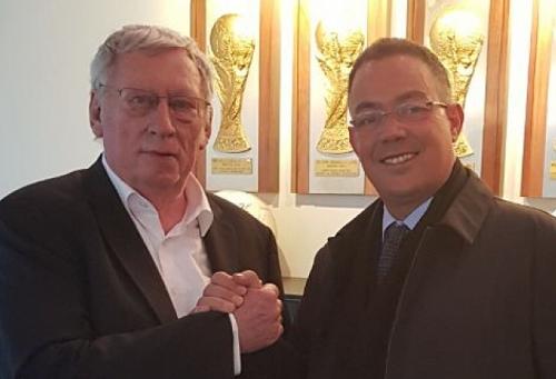 الاتحاد البلجيكي يَكشِف لهسبورت مَوقِفه من المِلفّ المغربي لتنظيم مونديال 2026