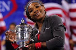 سيرينا تفوز ببطولة أمريكا المفتوحة