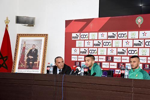 زياش: مباراتنا أمام موريتانيا لن تكون سَهلة والكرة الذهبية لا تهمُّني