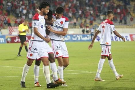 الوداد يحصد هزيمة جديدة أمام شباب الريف ويقبع في ذيل ترتيب البطولة