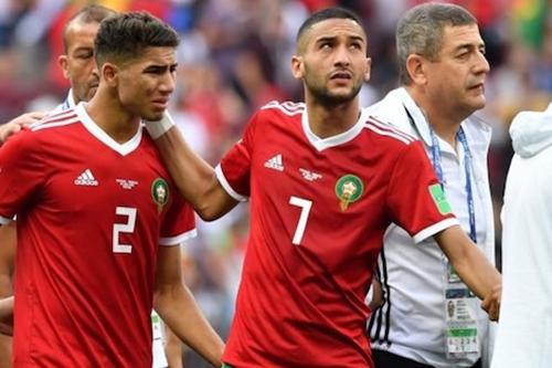 زياش وحكيمي يقودان التشكيلة المثالية بدوري أبطال أوروبا
