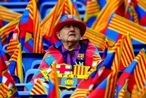 جماهير برشلونة تجر الـ UEFA إلى المحاكم  لمصادرة حقوقهم في التعبير