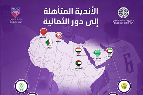 بعد بَتر خَريطة المغرب.. الاتحاد العربي لكُرة القدم يَعتذر بعد احتجاج جامِعة لقجع