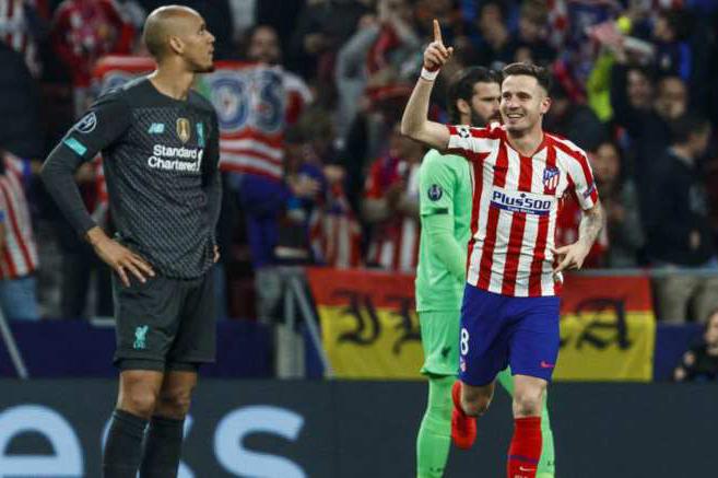 ساؤول : قدمنا مباراة كبيرة أمام بطل أوروبا