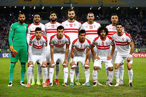 """""""الزمالك"""" المصري يعلن حضور 60 ألف مشجع في نهائي الكونفدرالية"""