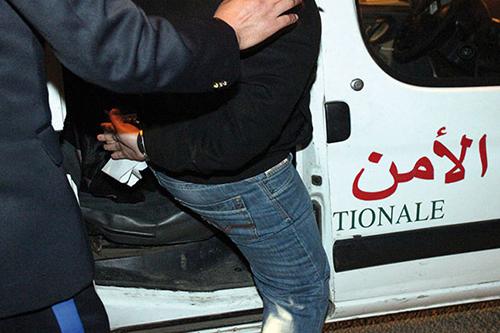 اعتقال 14 مشجعا ضمنهم 5 قاصرين بمدينة سلا