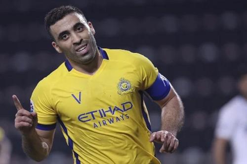 حمد الله يقود النصر لثمن نهائي دوري أبطال آسيا ويحطم رقم قياسي جديد