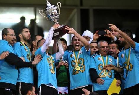 الملاكمة وكرة القدم أفضل واجهتين للرياضة الجزائرية في 2015