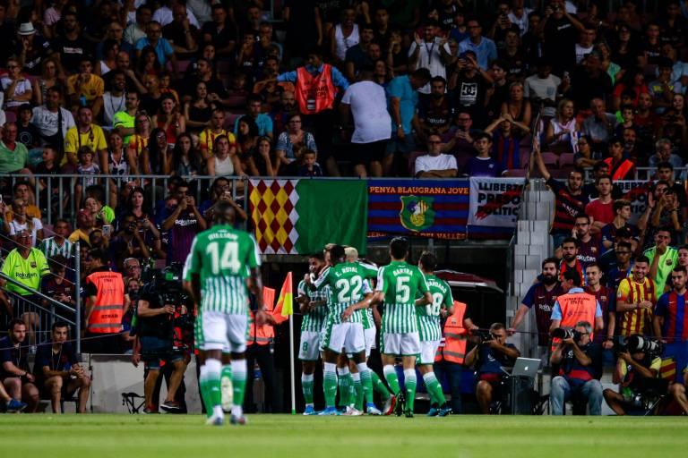 ريال بيتيس يفرض التعادل السلبي على أوساسونا