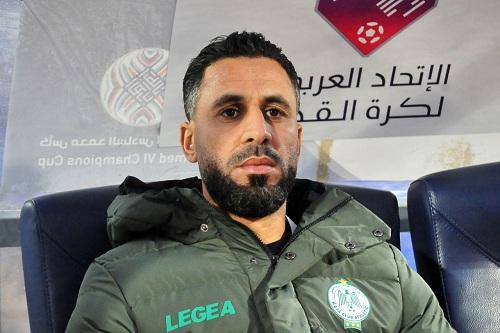 الشابي يُبقي على أبو شروان بالمغرب لمتابعة تداريب بقية اللاعبين